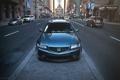 Картинка город, Honda, передок, accord, Acura TSX