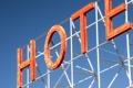 Картинка отель, вывеска, буквы, надпись, hotel, гостиница