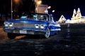 Картинка авто, москва, Chevrolet, шевроле, russia, moscow, Impala