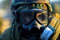 Картинка радиация, армия, противогаз