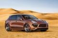 Картинка пустыня, Porsche, порше, пески, Cayenne, кайен, Vantage 2