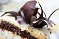 Картинка десерт, шоколад, крем, сладкое, пирожное