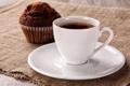 Картинка кофе, десерт, кекс