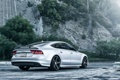 Картинка ауди, сзади, autowalls, Audi A7