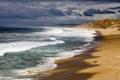 Картинка берег, океан, пейзажи, вода, вид, море, пляжи
