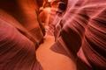 Картинка США, штат Аризона, каньон Антилопы, скалы, текстура