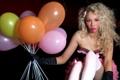 Картинка шары, Model, Natalie