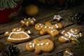 Картинка еда, праздник, печенье