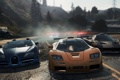 Картинка need for speed most wanted 2012, Zonda R, спорткары, дорога, гонка, Veyron Grand Sport Vitesse, ...