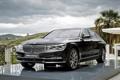 Картинка бмв, BMW, Sedan, xDrive, 7-Series, 2015, G12
