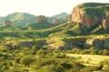 Картинка горы, природа, скалы, холмы