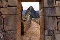 Картинка горы, город, развалины, руины, Перу, Мачу-Пикчу, инки