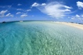 Картинка пляж, люди, Океан