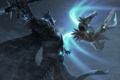 Картинка Arthas Menethil, Warcraft, diablo, Tyrael, Arthas, Archangel of Justice, Heroes of the Storm