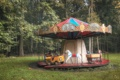 Картинка природа, фон, Lost Carrousel