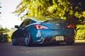 Картинка tuning, stance, хюндай, Hyundai Genesis Coupe