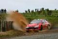 Картинка Красный, Машина, Поворот, Грязь, Citroen, Брызги, WRC