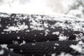 Картинка зима, макро, снежинки, ткань