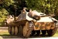 Картинка установка, самоходная, артиллерийская, немецкий, средний, бронетранспортёр, лёгкая