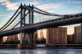 Картинка United States, New York, Manhattan Bridge, Dumbo