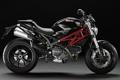 Картинка чёрный, ducati, мотоцыкл