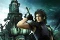 Картинка оружие, меч, парень, Final Fantasy, VII, Crisis Core