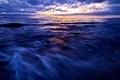 Картинка море, небо, вода, солнце, синее