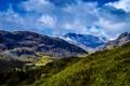 Картинка горы, долина, ледник, Великобритания, ущелье, Derbyshire
