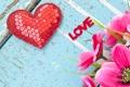 Картинка любовь, цветы, сердце, love, heart, romantic, valentines