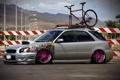 Картинка Subaru, Impreza, Cars, STI, Tuning, JDM, Wagon