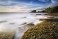 Картинка beach, Bali, Indonesia, long exposure, Tanah Lot