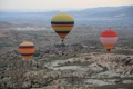 Картинка небо, горы, воздушный шар, Турция, Каппадокия