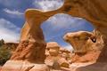 Картинка камни, скалы, каньон, арка