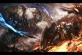 Картинка demon, diablo 3, crusader, Reaper of Souls