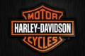 Картинка логотип, Harley Davidson, харлей дэвидсон
