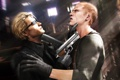Картинка пистолет, фан арт, Albert Wesker, jake muller, Resident evil, наемник, мужчина