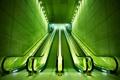 Картинка свет, фото, лампы, освещение, эскалатор, robin de blanche