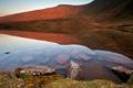 Картинка water, stones, reflection, Lake