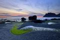 Картинка небо, вода, пейзаж, берег