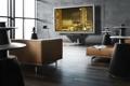 Картинка дизайн, стиль, комната, интерьер, домашний кинотеатр