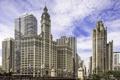 Картинка город, небоскребы, Чикаго, Chicago, Иллиноис