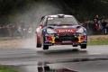 Картинка Citroen, Отражение, Rally, WRC, В Воздухе, DS3, Лого