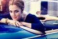 Картинка авто, украшения, макияж, актриса, прическа, фотограф, журнал
