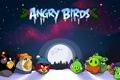 Картинка iPhone, Android, птички, game, Christmas, angry birds, Symbian