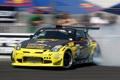 Картинка nissan, drift, 350z, formula drift, rockstar, tanner foust