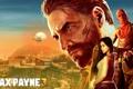 Картинка девушка, оружие, автомат, вертолет, террорист, бандит, Max Payne 3