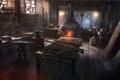 Картинка дом, оружие, печь, ружья