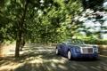 Картинка дорога, авто, деревья, пейзаж, природа, фото, обои