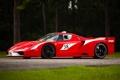 Картинка дорога, авто, Ferrari, red, FXX