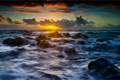 Картинка море, природа, камни, берег, прибой